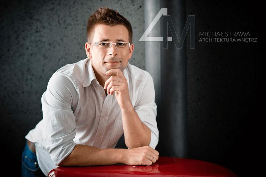 Każdego stać na projektanta wnętrz – wywiad z projektantem wnętrz Michałem Strawą