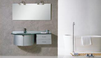 projekt łazianki w programie do projektowania wnętrz InteriCAD