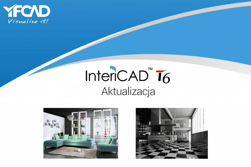 Aktualizacja InteriCAD T6