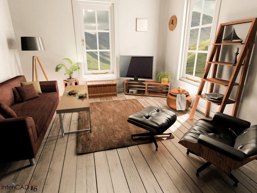 Akademia InteriCAD – Jak stworzyć realistyczny dywan?
