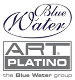 ART PLATINO i BLUE WATER