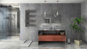 Akademia InteriCAD: Projekt łazienki