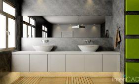 betonowa-łazienka-wizualizacja-w-porgramie-do-projektowania-wnętrz-InteriCAD