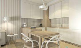 biała-kuchnia-z-drewnem-projektowanie-wnętrz-3D