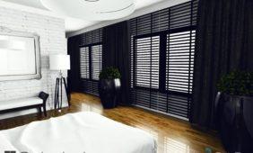 ściana-dekoracyjna-w-sypialni-program-do-projektowania-wnętrz-InteriCAD