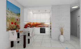 ściana-z-białej-cegły-wizualizacja-w-programie-do-projektowania-wnętrz-InteriCAD