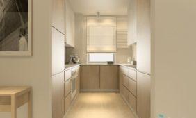 drewniana-kuchnia-wizualizacja-w-programie-do-projetkowania-wnetrz-InteriCAD