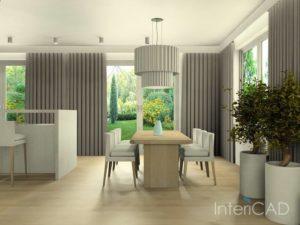 drewniany-stół-w-jadalni-projekt-z-programu-do-wizualizacji-InteriCAD