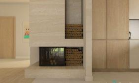 kominek-model-3D-program-do-projektowania-wnętrz-InteriCAD-