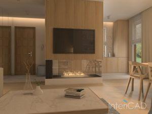 kominek-w-salonie-zaprojektowany-w-programie-do-wnętrz-InteriCAD