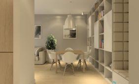 krzesło-ikea-model-3D-program-do-projektowania-wnętrz-InteriCAD