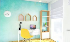 pokój-dziecięcy-wizualizacje-program-do-projetowania-wnętrz-InteriCAD