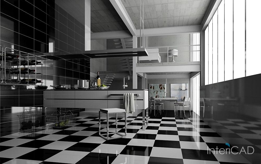 Projektowanie Kuchni Program Do Wizualizacji Wnetrz Intericad