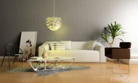 salon-z-białą-sofą-program-do-projektowania-wnętrz-InteriCAD