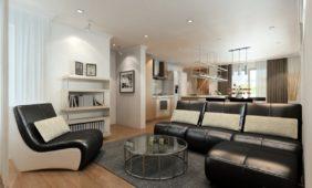 skórzane-fotele-projekt-3D-program-do-wizualizacji-wnętrz-InteriCAD