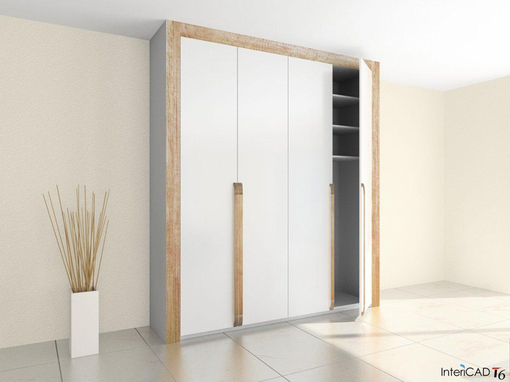 Akademia InteriCAD: Jak zaprojektować szafę?