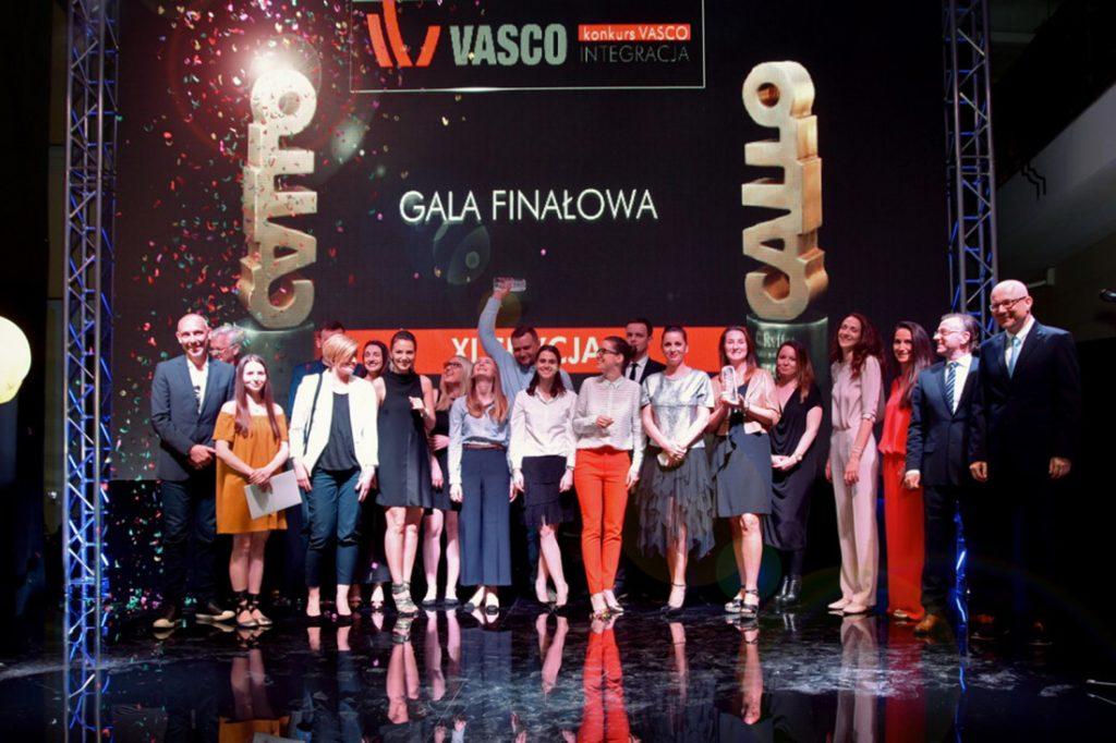 Wyniki 11 edycji konkursu VASCO Integracja