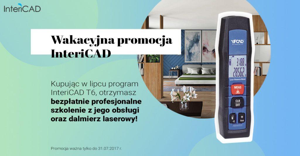 Wakacyjna promocja InteriCAD