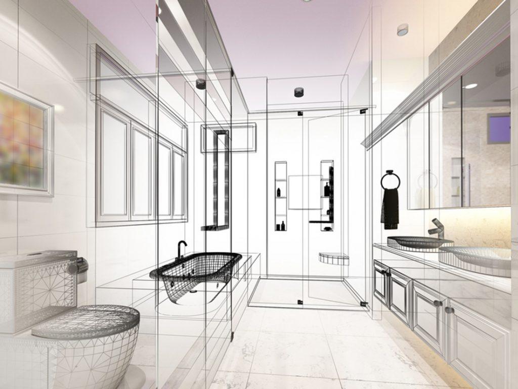 4 najczęstsze błędy w projektowaniu łazienek