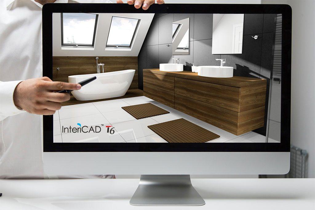 Webinarium: Projektowanie łazienki w programie InteriCAD T6