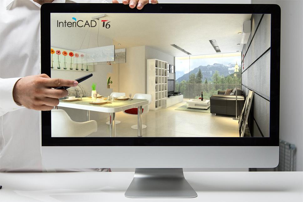 Webinarium: Projekt i aranżacja salonu z aneksem kuchennym w programie InteriCAD T6