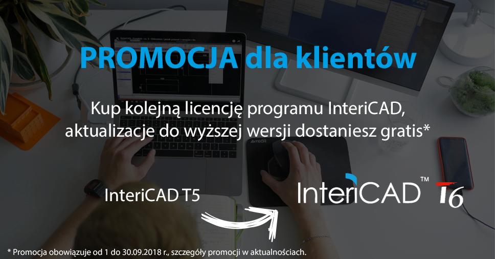 Promocja dla klientów InteriCAD